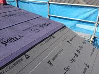 屋根板金 施工例